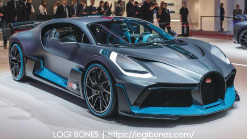 Bugatti Divo --- most expensive cars in the world