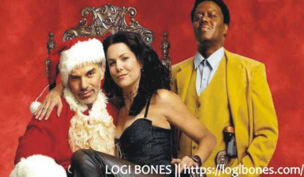 bad santa -- christmas movies