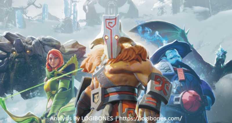 dota 2 --- popular games