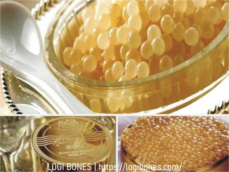 Almas Caviar -- Most Expensive Foods in the world