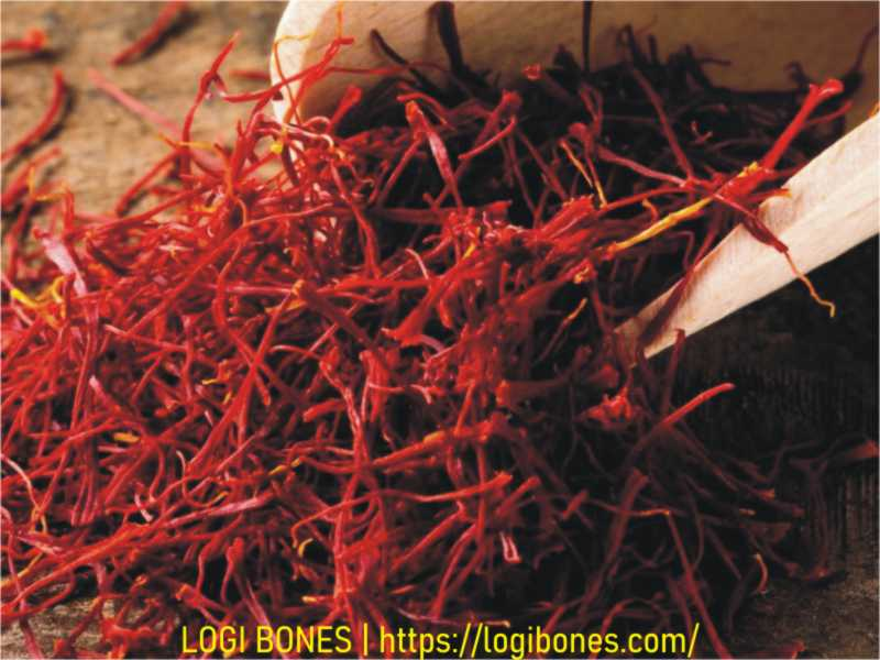 Saffron -- Most Expensive Foods in the world