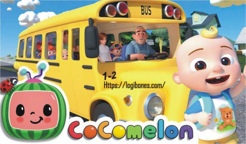 Cocomelon -- Top 10 Most Popular TV Shows on Netflix