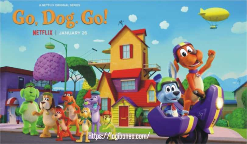 Go Dog Go -- netflix tv shows