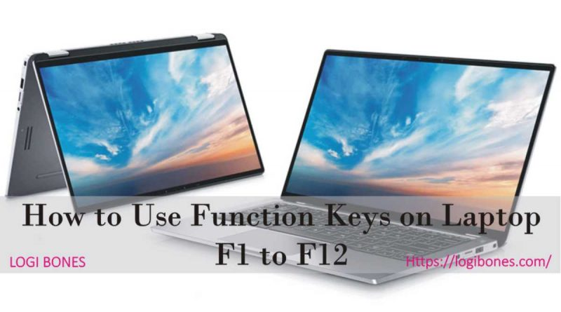 How to Use Function Keys on Laptop - F1 to F12