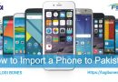 Mobile Import in Pakistan