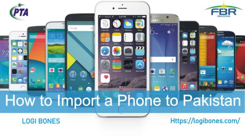 Mobile Import in Pakistan