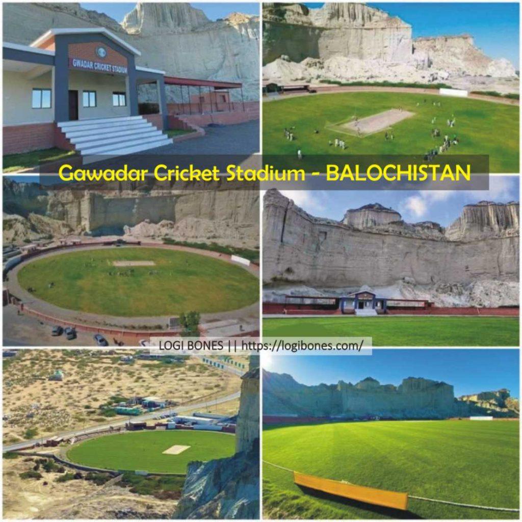 Gwadar Cricket Stadium Pakistan