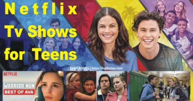 Netflix Tv Shows for Teens