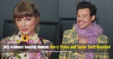 Taylor Swift Harry Styles 2021 Grammys