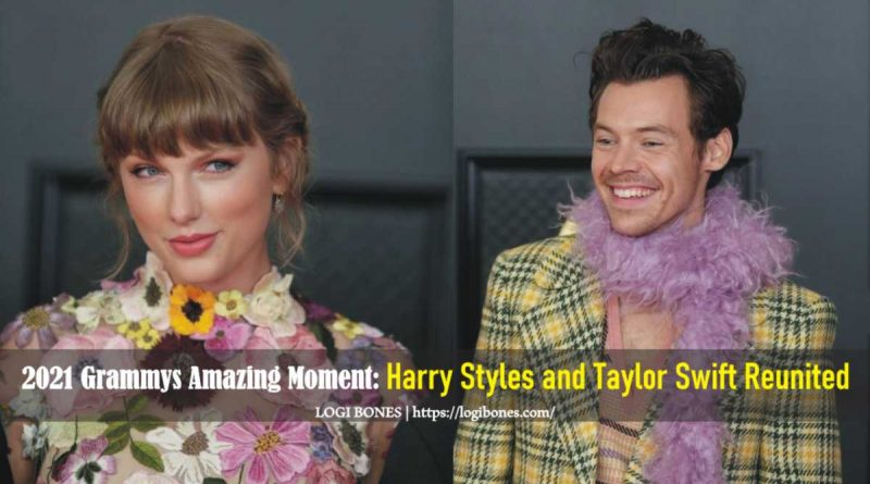 Taylor Swift Harry Styles 2021 Grammys