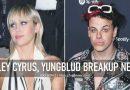 miley cyrus breakup yungblud
