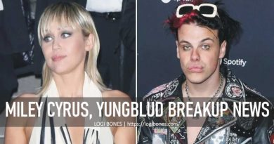 miley cyrus breakup yungblud