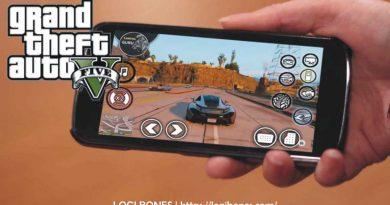 mobile gta 5