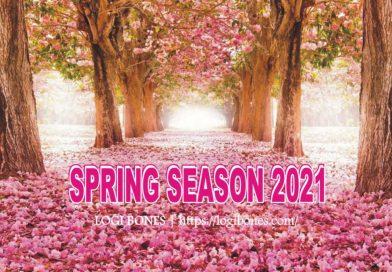 spring season 2021