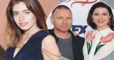 Ewan McGregor and Mary Elizabeth