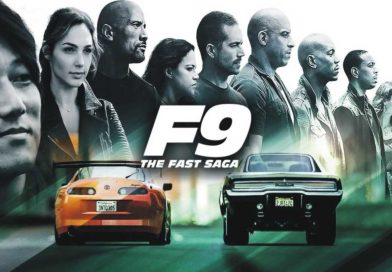 Fast and Furious 9 -- Fast and the Furious 9 -- f9