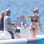 kate hudson vacation on greece